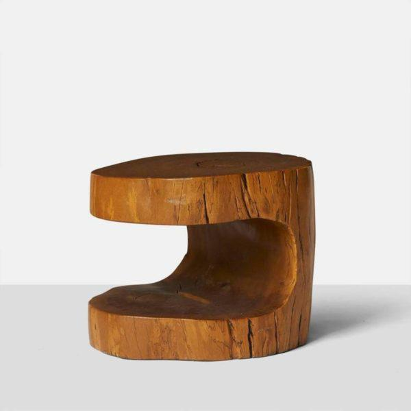 Pair of Side Tables by Hugo Franca For Sale In San Francisco - Image 6 of 9