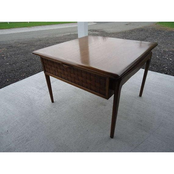 Mid Century Side Table by Lane - Image 3 of 5