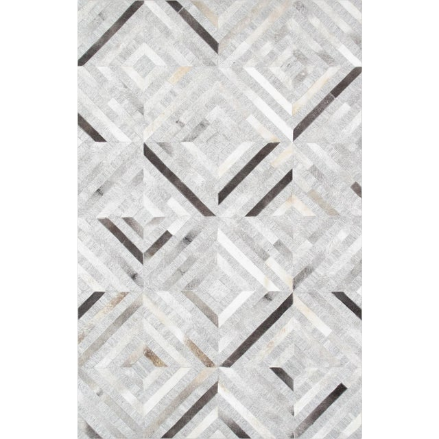 Pasargad Custom Made Cowhide Rug - 8' x 10' - Image 1 of 4