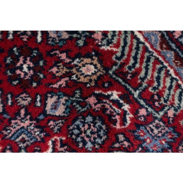 Vintage Bidjar Carpet Rug - 6' x 9' - Image 6 of 6