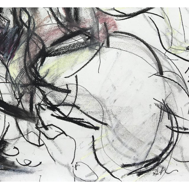 Part of a series of abstract works, sensually dynamic and rhythmic depictions of horse and rider in movement explore...