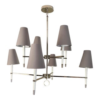Jonathan Adler Ventana Chandelier For Sale