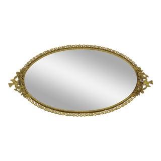 Matson Mirrored Vanity Tray