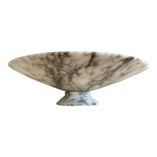 19th Century Italian Marble Centerpiece Bowl For Sale
