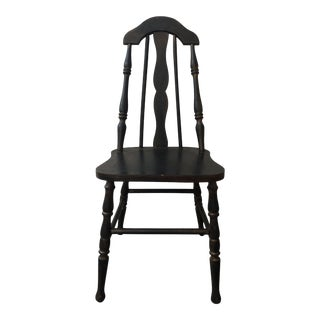 Early 19th Century Vintage Side Chair For Sale