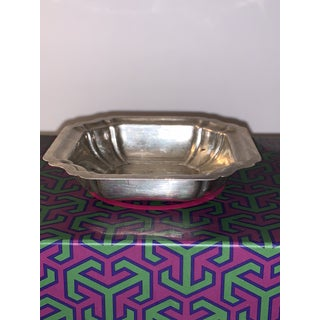 Early 20th Century Windsor International Sterling Silver Trinket Tray Candy Dish Preview