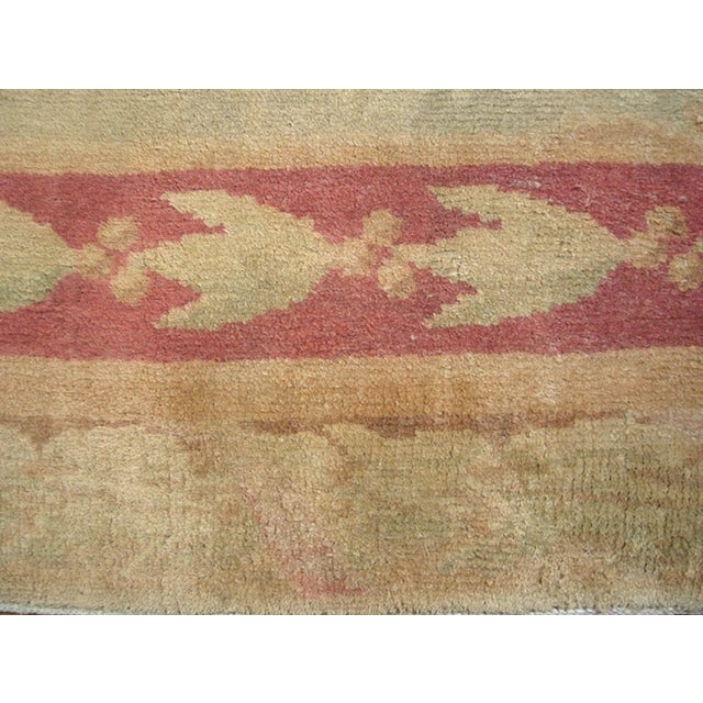 """Antique Savonnerie Rug 11'10"""" X 16'6"""" For Sale In New York - Image 6 of 7"""