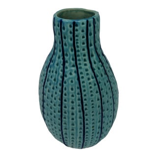 Handmade Sea Urchin Vase - Made in Thailand For Sale