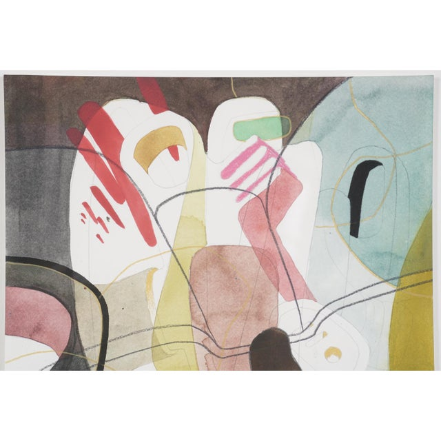 2000 - 2009 Abstract Painting 4 by Dave Malone For Sale - Image 5 of 6