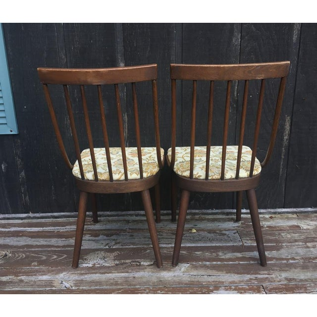 1950s Richardson Nemschoff Side Chairs - A Pair For Sale - Image 5 of 10