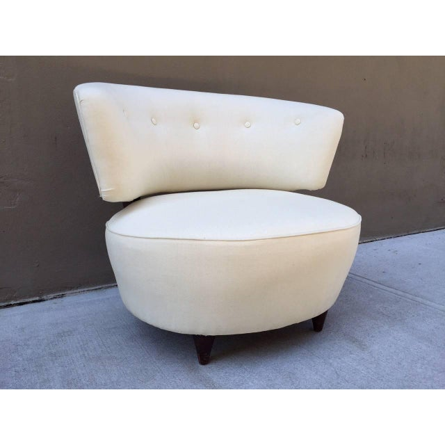 1940s Gilbert Rohde Side Chair For Sale - Image 5 of 5