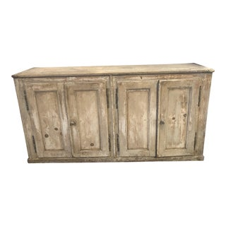 18th Century Wood Sideboard