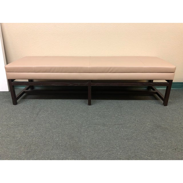 Room & Board Upholstered Bench - Image 2 of 8