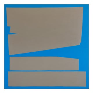 """Ulla Pedersen """"Cut-up Canvas I.7"""", Painting For Sale"""