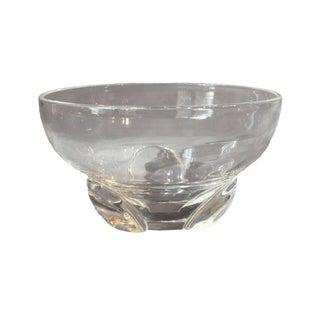 Steuben Trefoil Bowl For Sale