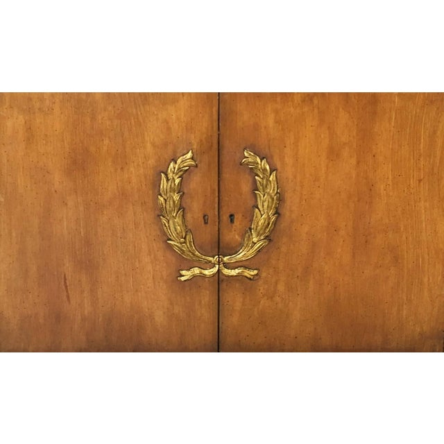 Exceptional Italian Neoclassical Sideboard For Sale - Image 4 of 8