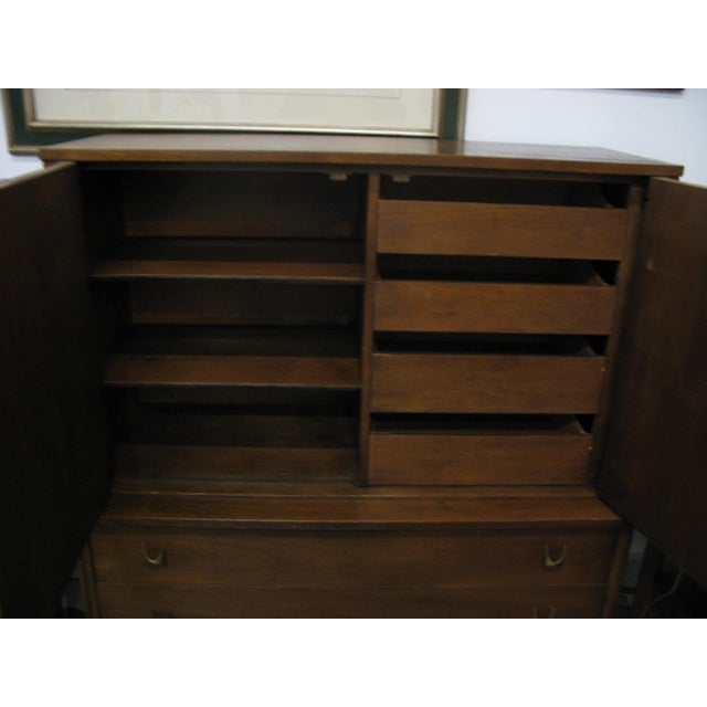 Broyhill Brasilia Highboy Dresser - Image 5 of 11