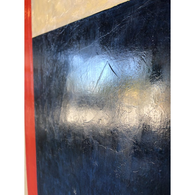 """Original Painting on Panel Titled: """"PDP598ct13"""""""" For Sale - Image 9 of 13"""