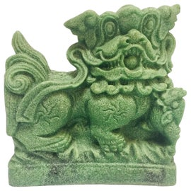 Image of Foo Dog Statues