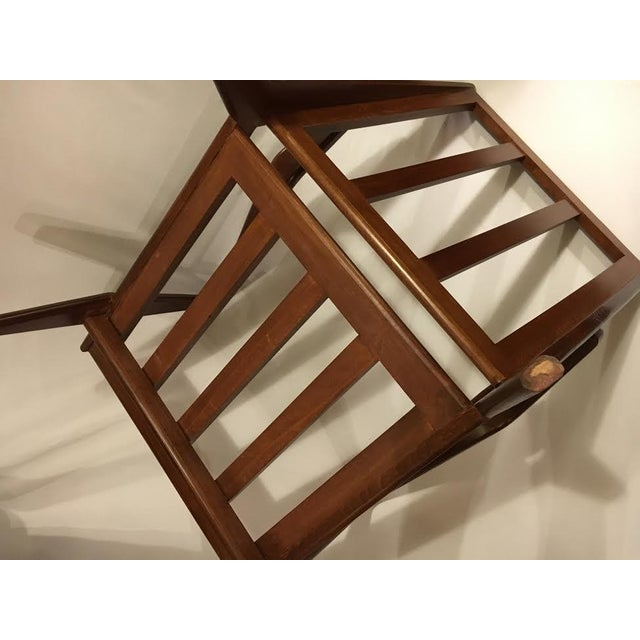 Danish Mid-Century Modern Lounge Chairs - A Pair For Sale - Image 7 of 8