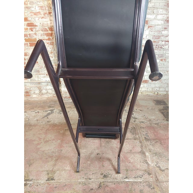Black Ray & Charles Eames for Herman Miller Billy Wilder Chaise Longue For Sale - Image 8 of 10