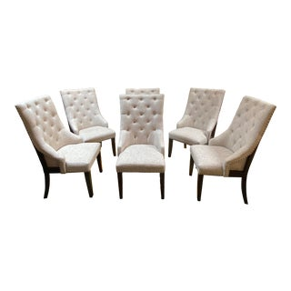 Willcott Dining Chairs, Set of Six For Sale