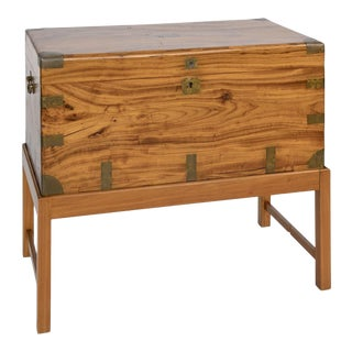 Mid-19th Century Chinese Camphor Chest For Sale