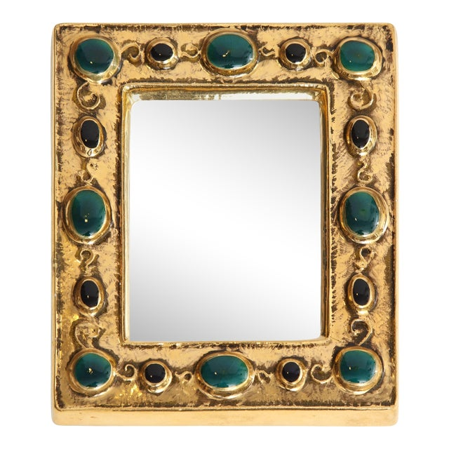 Mirror by Francois Lembo For Sale