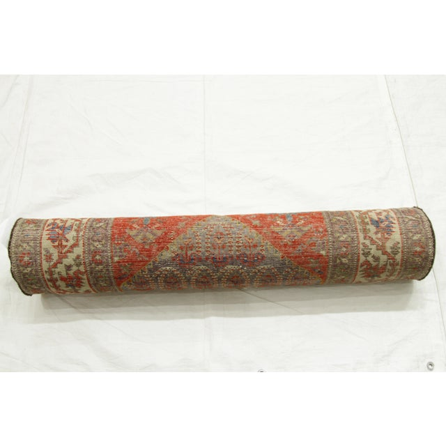 1920's Twin Antique Persian Rug Malayer Design Circa 1920's - 3′5″ × 19′8″ For Sale - Image 4 of 11