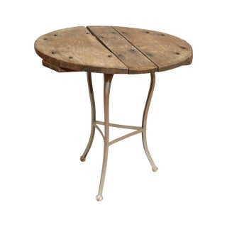 Rustic Wine Table