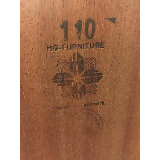 HG Danish Rosewood Wall Mounted Unit by Rud Thygesen and Johnny Sorenson For Sale - Image 11 of 13