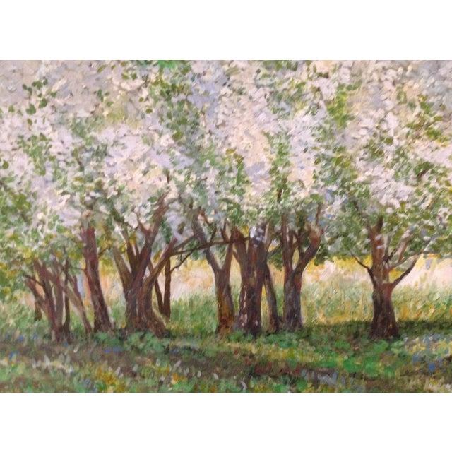 """Snowmass Creek"" Aspen Colorado Painting - Image 1 of 4"