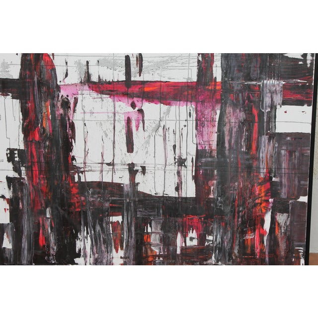 Abstract Painting by Jeff House For Sale - Image 4 of 5