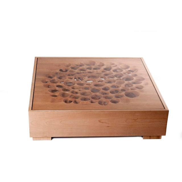 Contemporary Custom Loop Coffee Table For Sale - Image 3 of 6