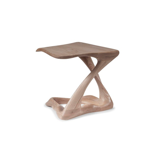Contemporary Custom Tryst Side Table For Sale - Image 3 of 6