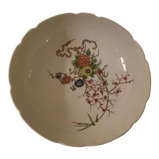 Limoges Giraud Belle Epoque Decorative Bowl