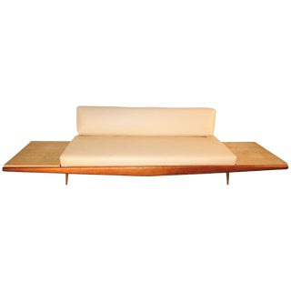 1960s Vintage Adrian Pearsall Sofa For Sale