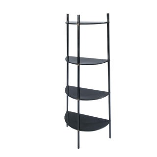 4-Tier Painted Metal Etagere For Sale