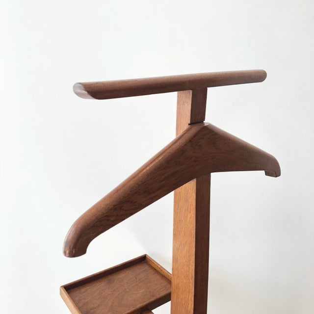 Late 20th Century Butler Stand For Sale - Image 4 of 5