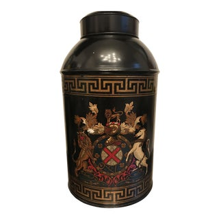 Black Tea Canister For Sale
