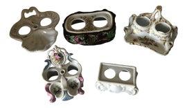 Image of Porcelain Desk Sets