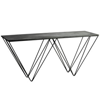 Modern Hudson Console Table For Sale