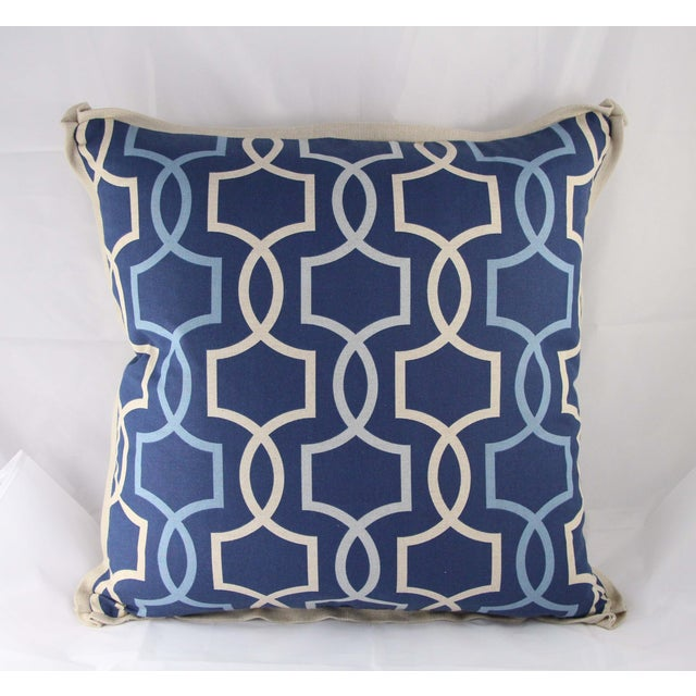 Casey Linen Pillow - Image 2 of 5