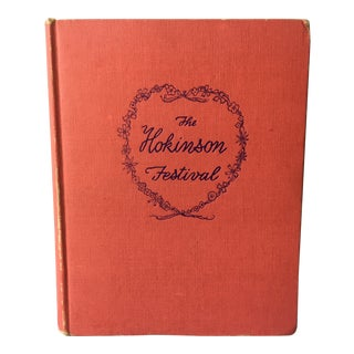 """""""The Hokinson Festival"""" Collection of the New Yorker Cartoons Book by Helen Hokinson For Sale"""