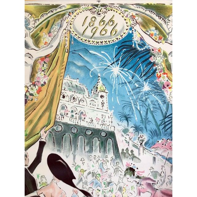 Cecil Beaton 'Centenaire De Monte Carlo' Lithograph - Image 3 of 8