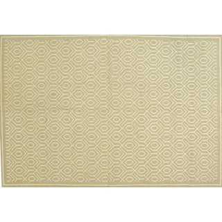 Stark Studio Rugs Traditional Chinese Needlepoint Keiv Wool Rug - 8′ × 10′ For Sale