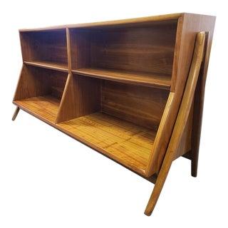 1950s Mid-Century Modern Kipp Stewart / Stewart McDougall for Drexel Declaration Bookcase For Sale
