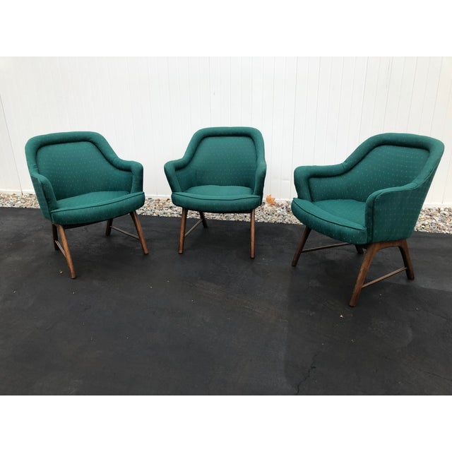 Mid Century Pearsall Style Chairs- Set of 3 For Sale - Image 13 of 13