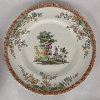 Royal Doulton for Tiffany & Co Dinner Plates - Set of 6 Preview