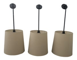 Image of Beige Pendant Lighting